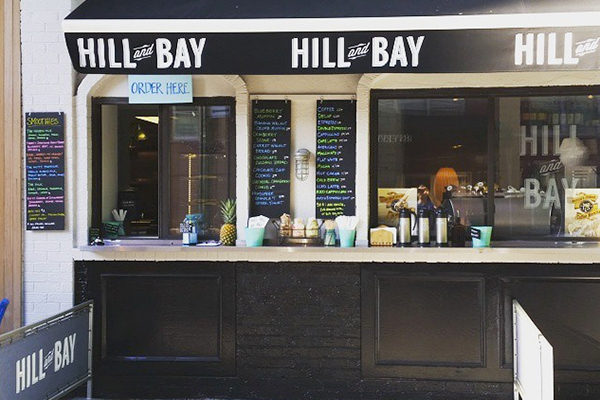 best coffee hill and bay